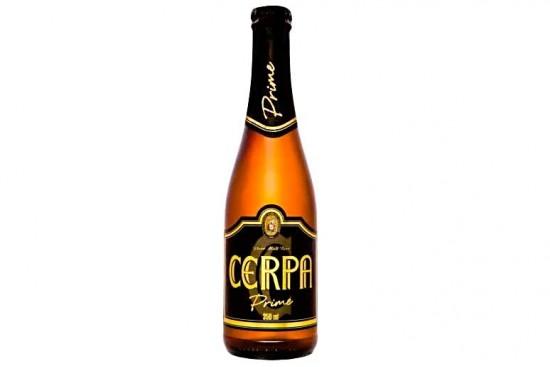 CERVEJA CERPA PRIME 350ML