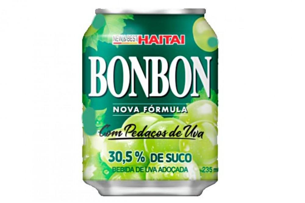 SUCO DE UVA VERDE HAITAI BONBON 235ML