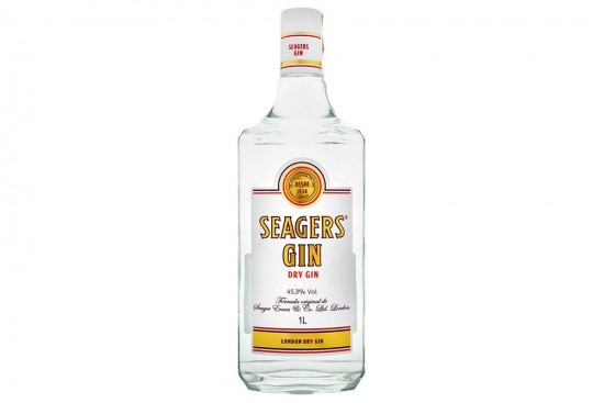 GIN DRY SEAGERS 1L