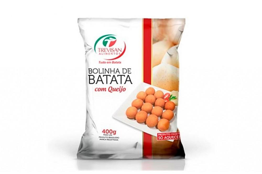 BOLINHA DE BATATA COM QUEIJO 400G TREVISAN