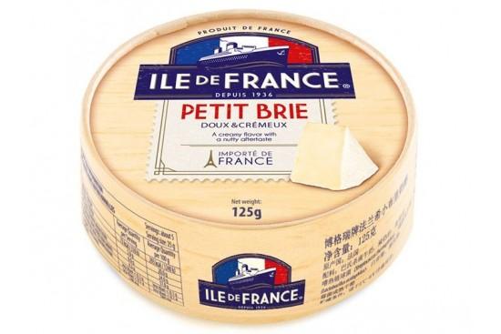 MINI BRIE 125G ILE DE FRANCE