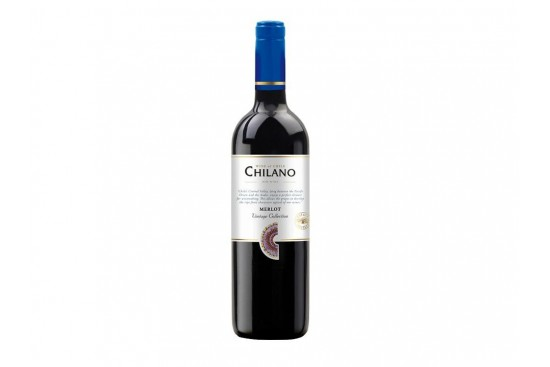 VINHO MERLOT 750ML CHILANO