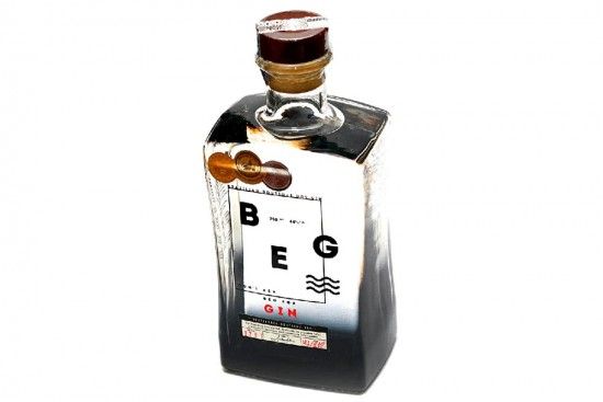 GIN BEG BOUTIQUE LONDON DRY 750ML
